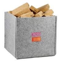 Kork-Klötze in Filz-Box