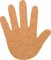 Kork-Pinnwand Hand