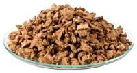 Korkgranulat fein (4-12mm Körnung) Kork-Granulat /-Schrot /-Schotter /-Splitter /Kork gemahlen/granuliert