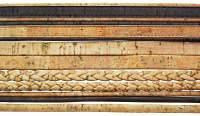 Korksbänder verschiedene Farben und Formen kaufen