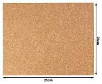 Korkpad 25x20 cm kaufen