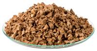 Korkgranulat fein (3-8mm Körnung) Kork-Granulat /-Schrot /-Schotter /-Splitter /Kork gemahlen/granuliert