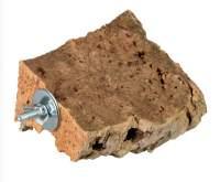 Naturkork zum Anknabbern für Wellis