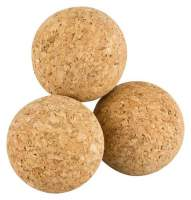 Kork-Kugeln als leise Kicker-Bälle (aus Kork) 3,5 cm bestellen
