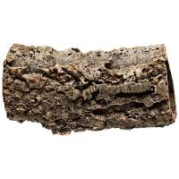 Korkröhre Korktunnel Korkhöhle für Nagetiere, Vögel und Terrarien