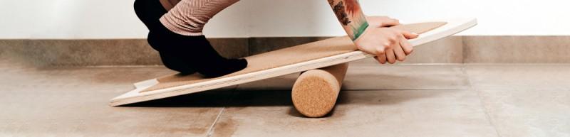 Balance Board mit Korkrolle kaufen